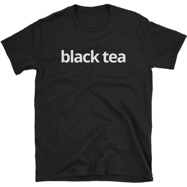 Blacknificent Printed Tee Black / S Black Tea Unisex T-Shirt