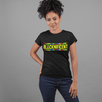 Blacknificent Printed Tee Blacknificent Retro Style Unisex T-Shirt