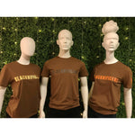 Blacknificent Printed Tee Blacknificent Triple Chocolate Tee