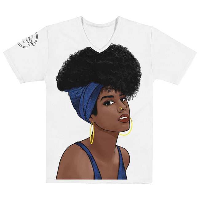 Blacknificent  Printed Tee XS DENIM BAE Oversized Double Sided Tee