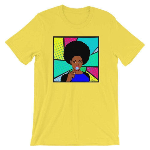 Afro Pop Lolly Tee
