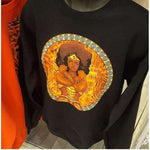 Amara Princess Warrior Sweatshirt