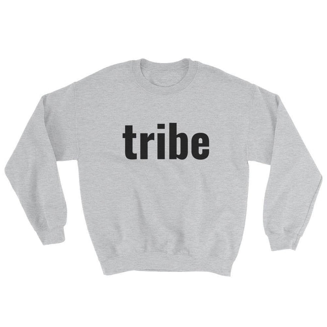 Blacknificent Sweatshirt Sport Grey / S Tribe Sweatshirt