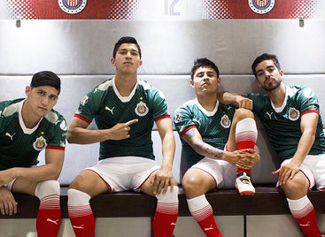 New Puma Chivas Third Jersey