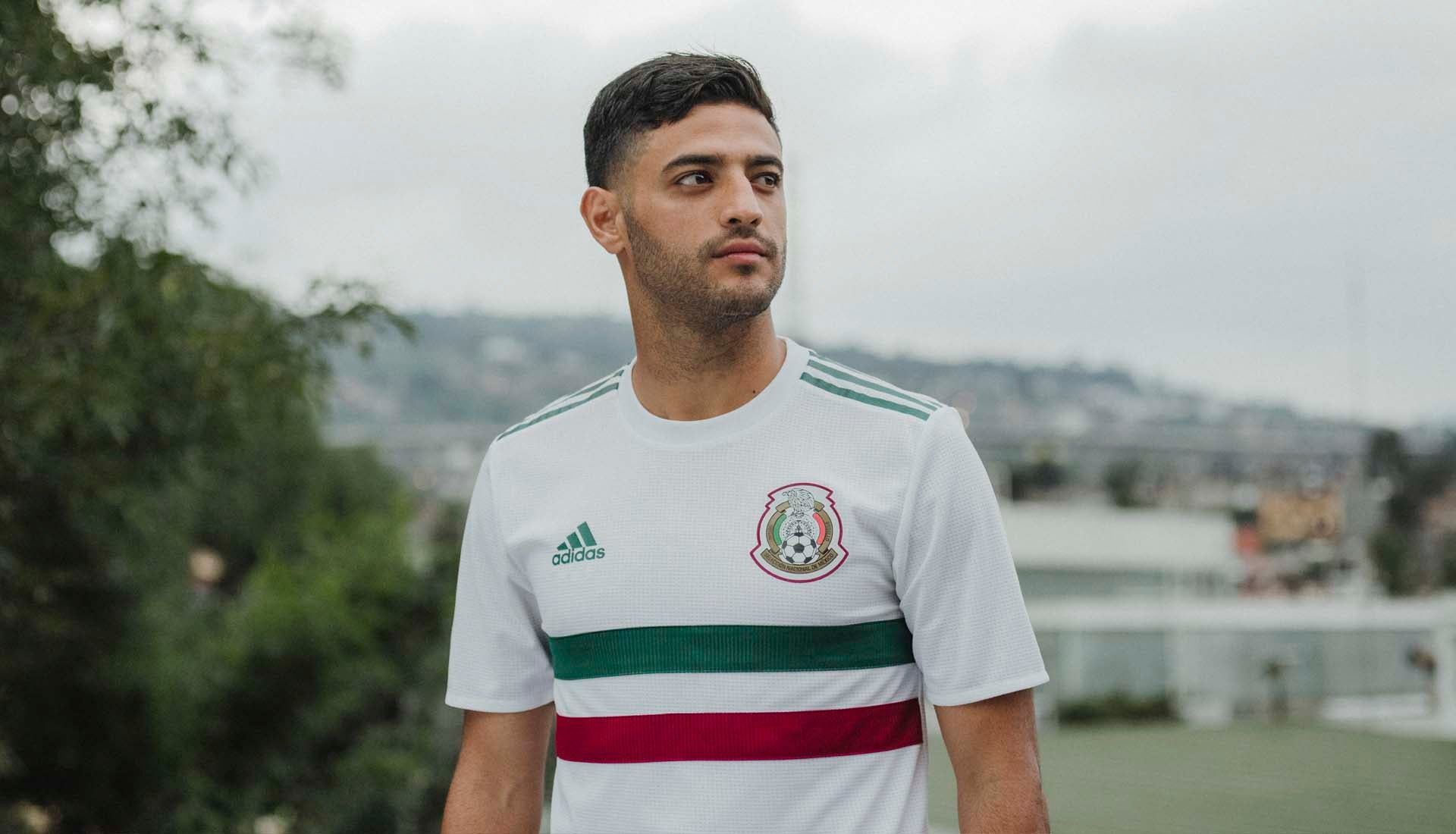 Mexico Away World Cup Jersey