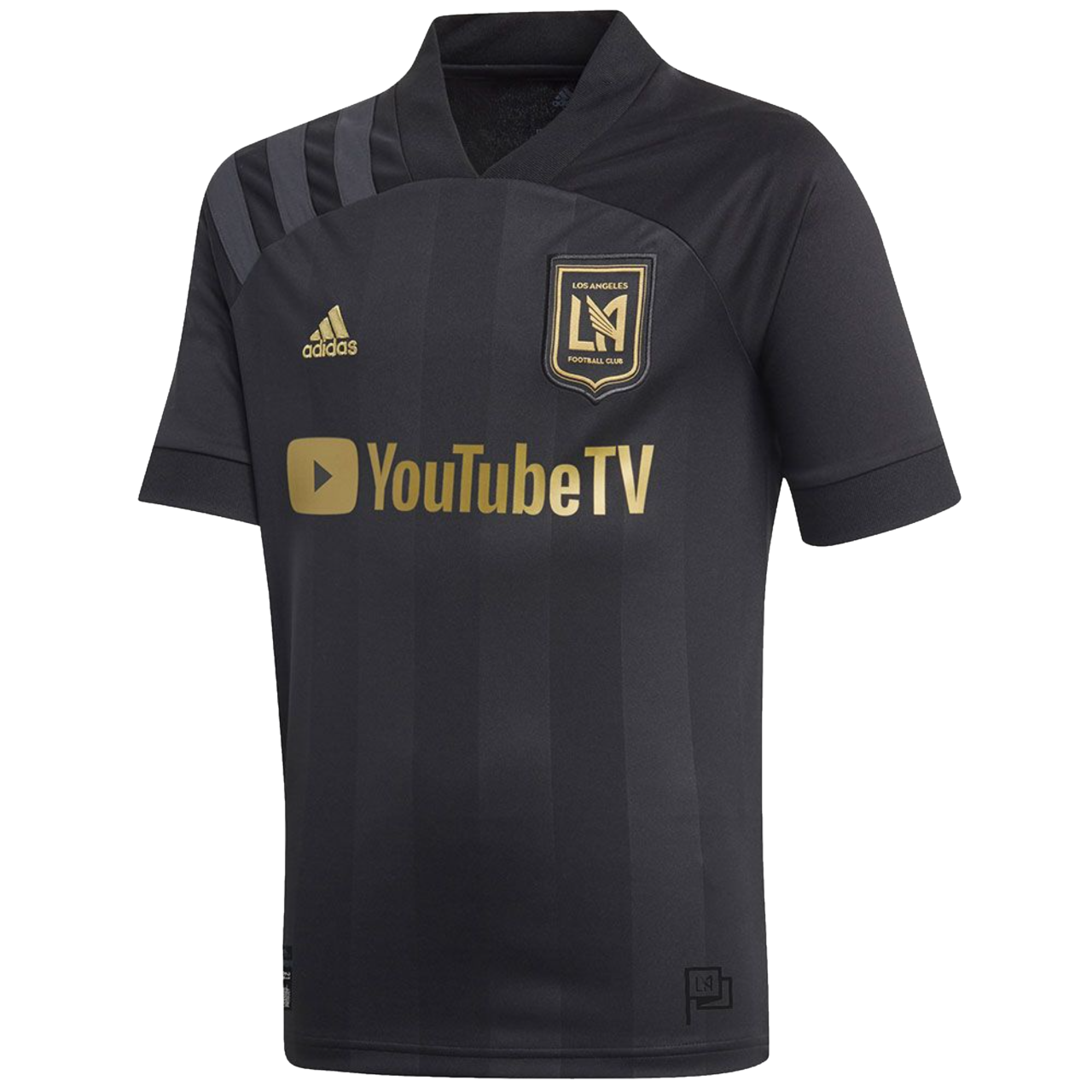 Adidas Youth LAFC Home 20/21 Jersey