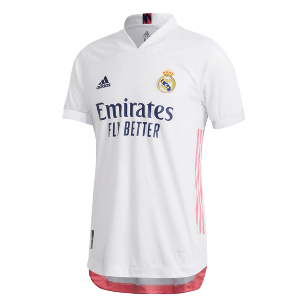 Adidas Real Madrid Home Authentic 20/21 Jersey