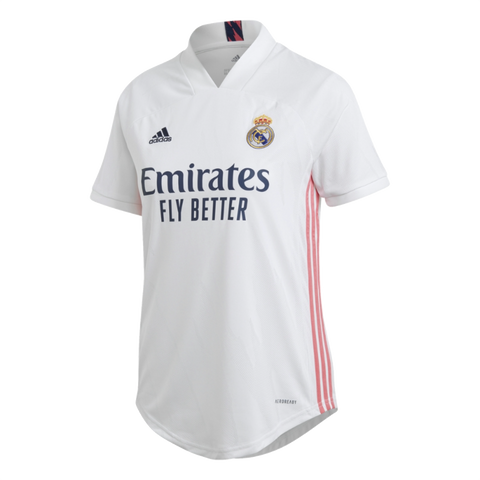 Adidas Real Madrid Women Home 20/21 Jersey