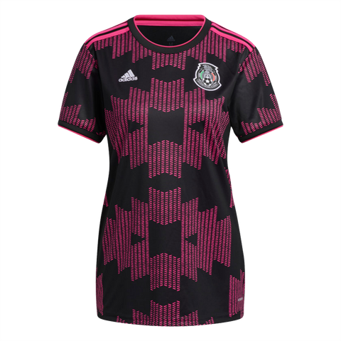 Adidas Mexico Women's Home 21 Jersey