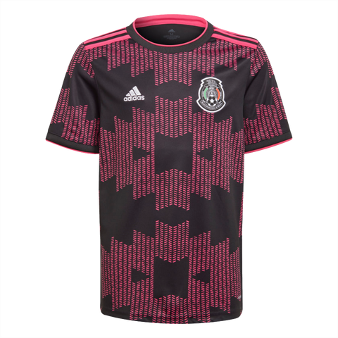 Adidas Youth Mexico 21 Home Jersey