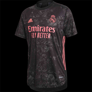 Adidas Real Madrid Authentic Third 20/21 Jersey