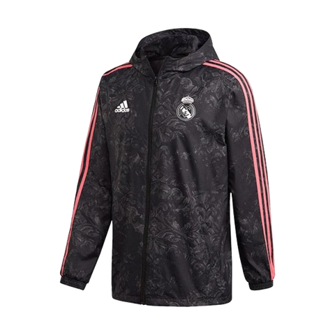 Adidas Real Madrid Windbreaker