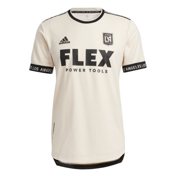 Adidas LAFC Away 21 Authentic Jersey