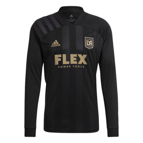Adidas LAFC Home 20 Long Sleeve Jersey
