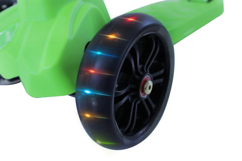 Kick Scooter for Kids  - Green