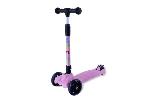 Kick Scooter for Kids  - Pink