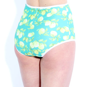 BOMBSHELL BOTTOM- VINTAGE LEMON