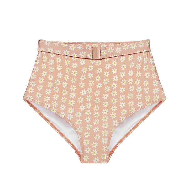 Flora Luxe Belted Bottom