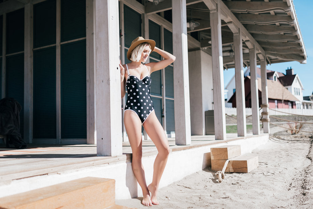 Structured One Piece- Daisy