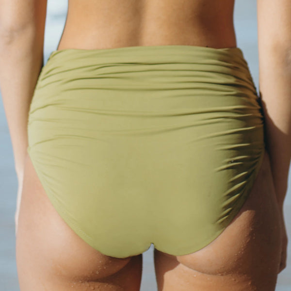 Sage Ruched Bottom