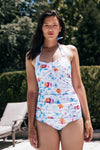 Halter One-Piece - Watermark