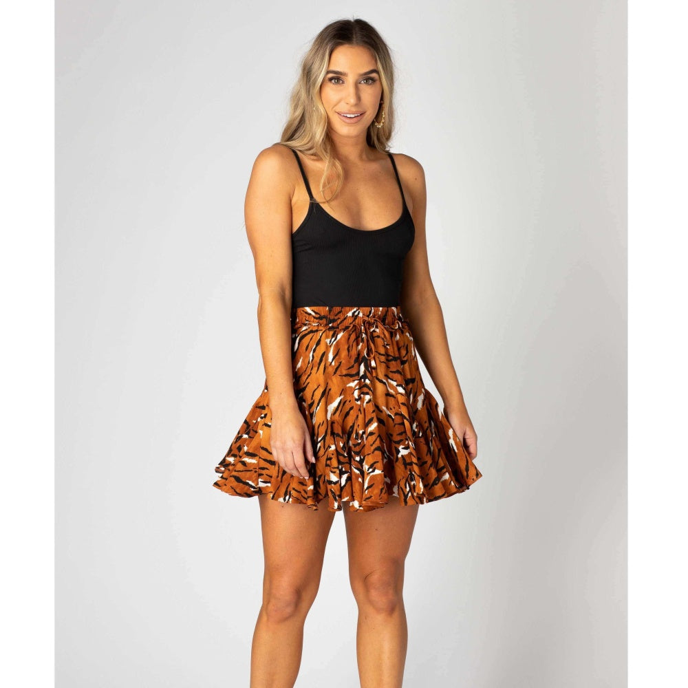 8.28 Boutique - Buddy Love Presley Raja Skirt