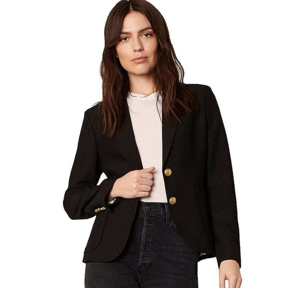 8.28 Boutique - BB Dakota Inside Scoop Black Blazer