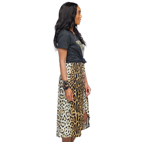 Buddy LoveBottomsBuddy Love Maren Serengeti Skirt