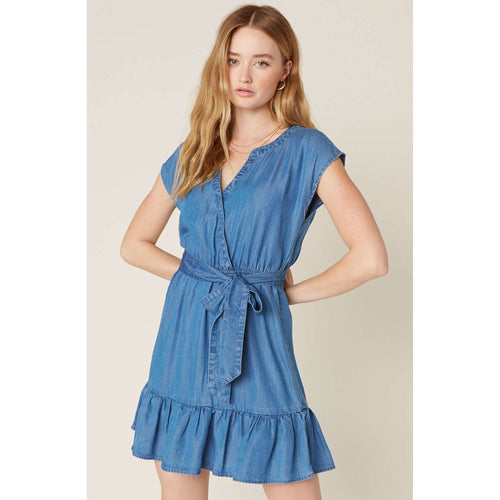 8.28 Boutique:BB Dakota,BB Dakota Into the Indigo Dress,Dress
