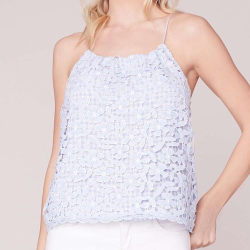 8.28 Boutique:BB Dakota,BB Dakota It's a Picnic Tank,Tops