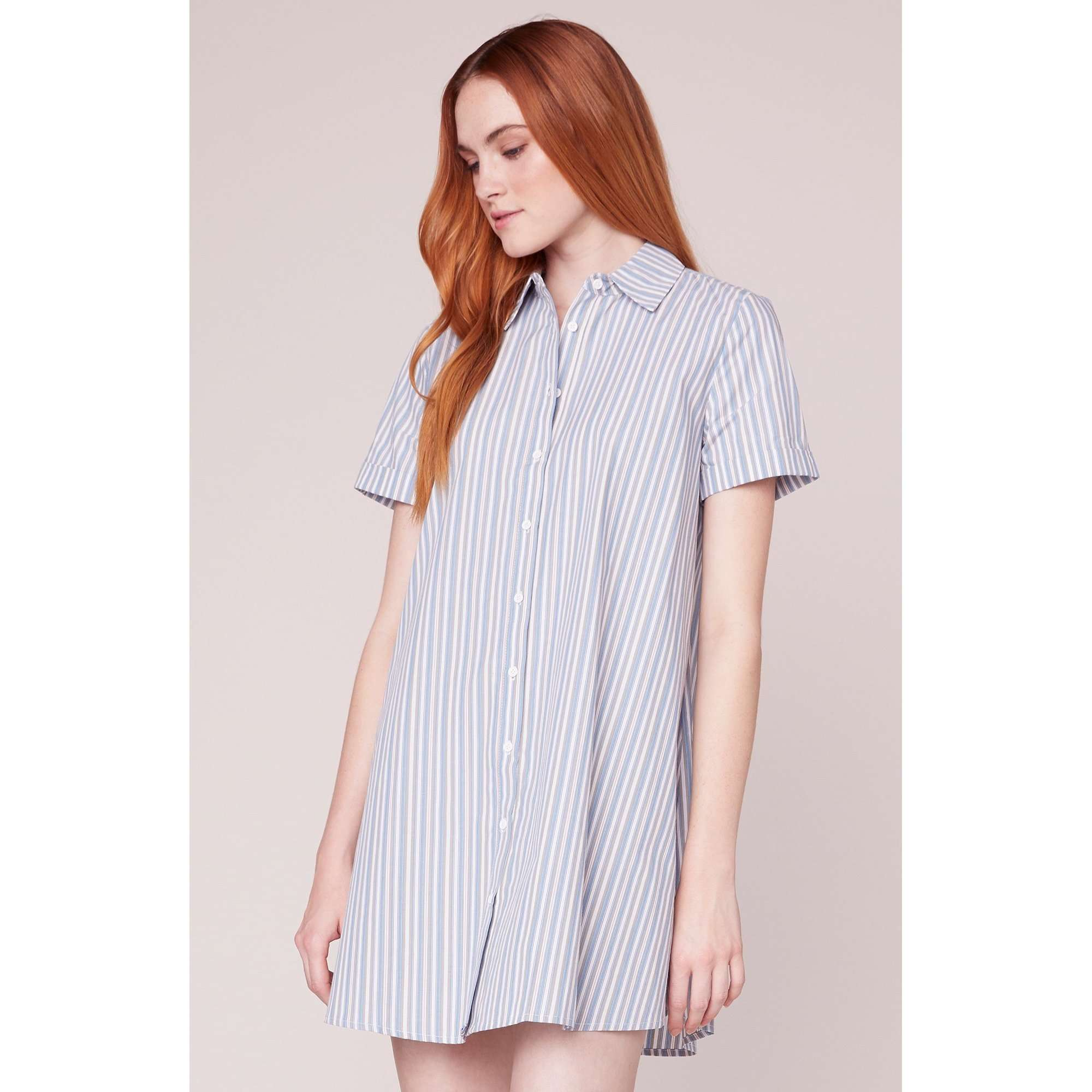 8.28 Boutique:BB Dakota,BB Dakota Stripe a Personality Dress,Dress