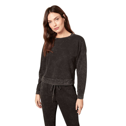 8.28 Boutique:BB Dakota,BB Dakota Tip Hop Sweatshirt,Loungewear
