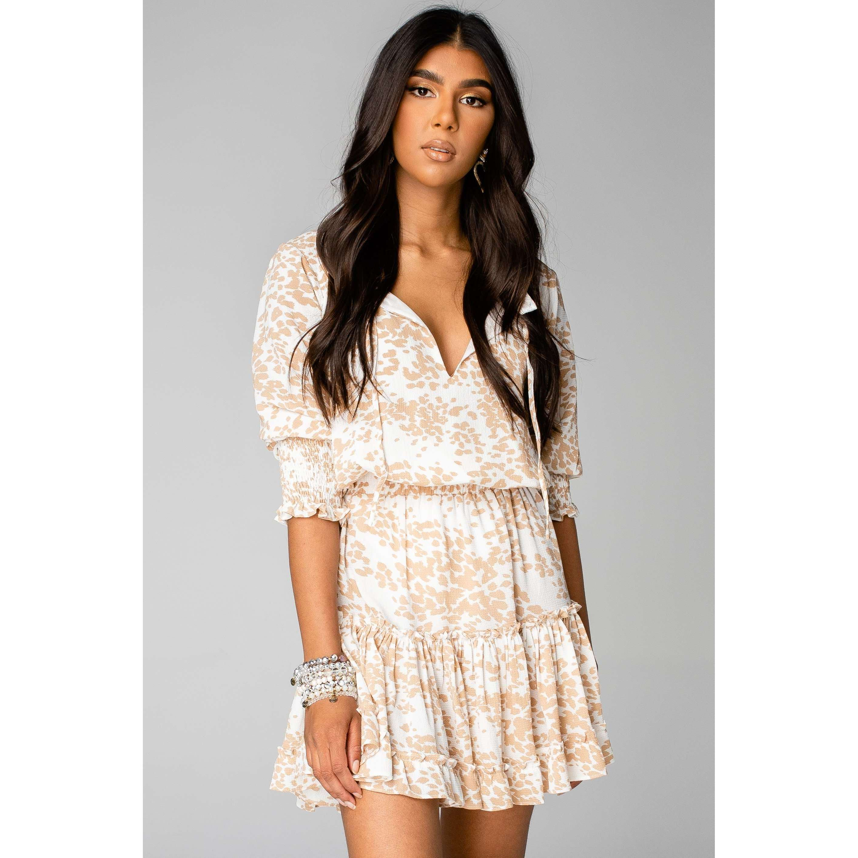 8.28 Boutique:Buddy Love,Buddy Love Bronx Cowhide Dress,Dress