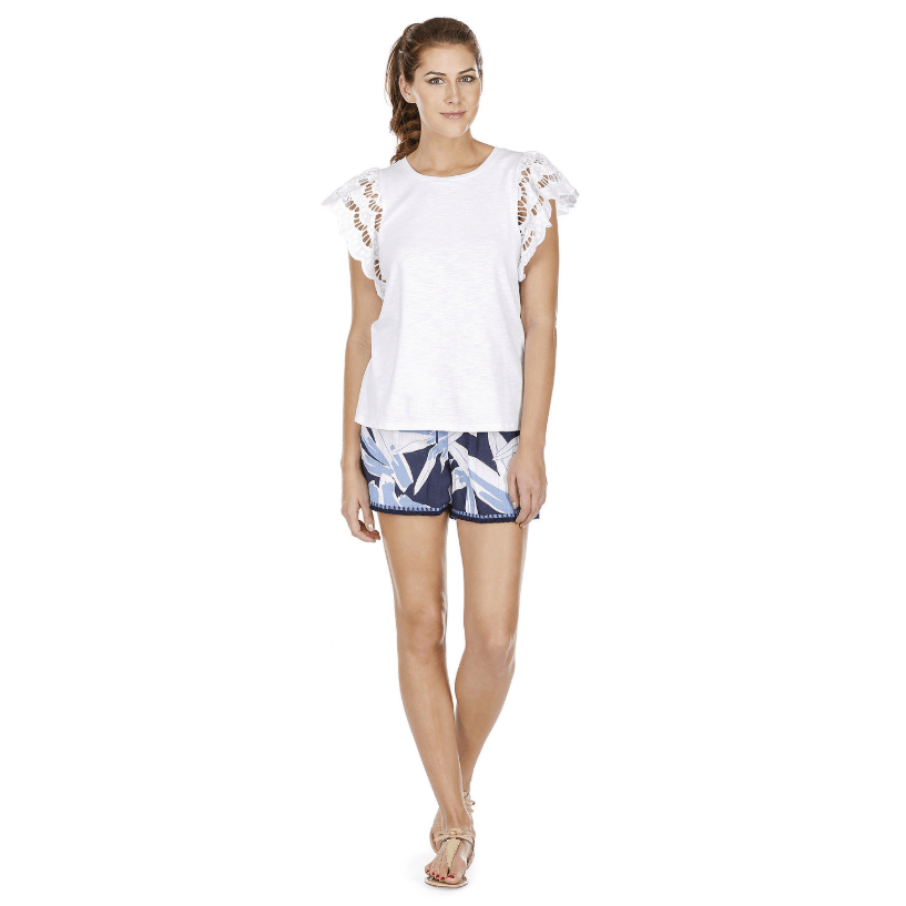 8.28 Boutique:Joy*Joy,Joy*Joy Floral Shorts,Bottoms