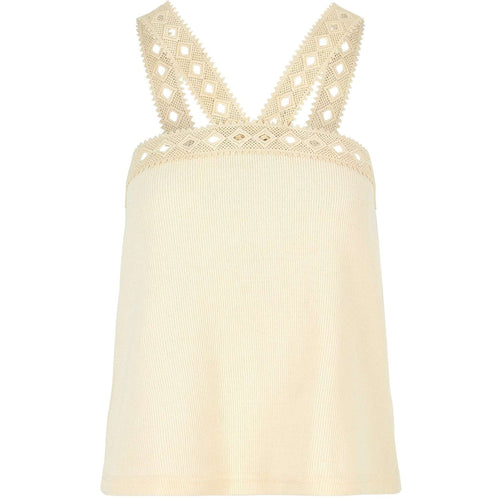8.28 Boutique:Bishop + Young,Bishop + Young Summer in Morraco Top in Ivory,Tops