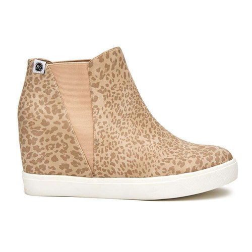 8.28 Boutique:Coconuts by Matisse,Coconuts by Matisse Lure Leopard Wedge Sneaker,Shoes