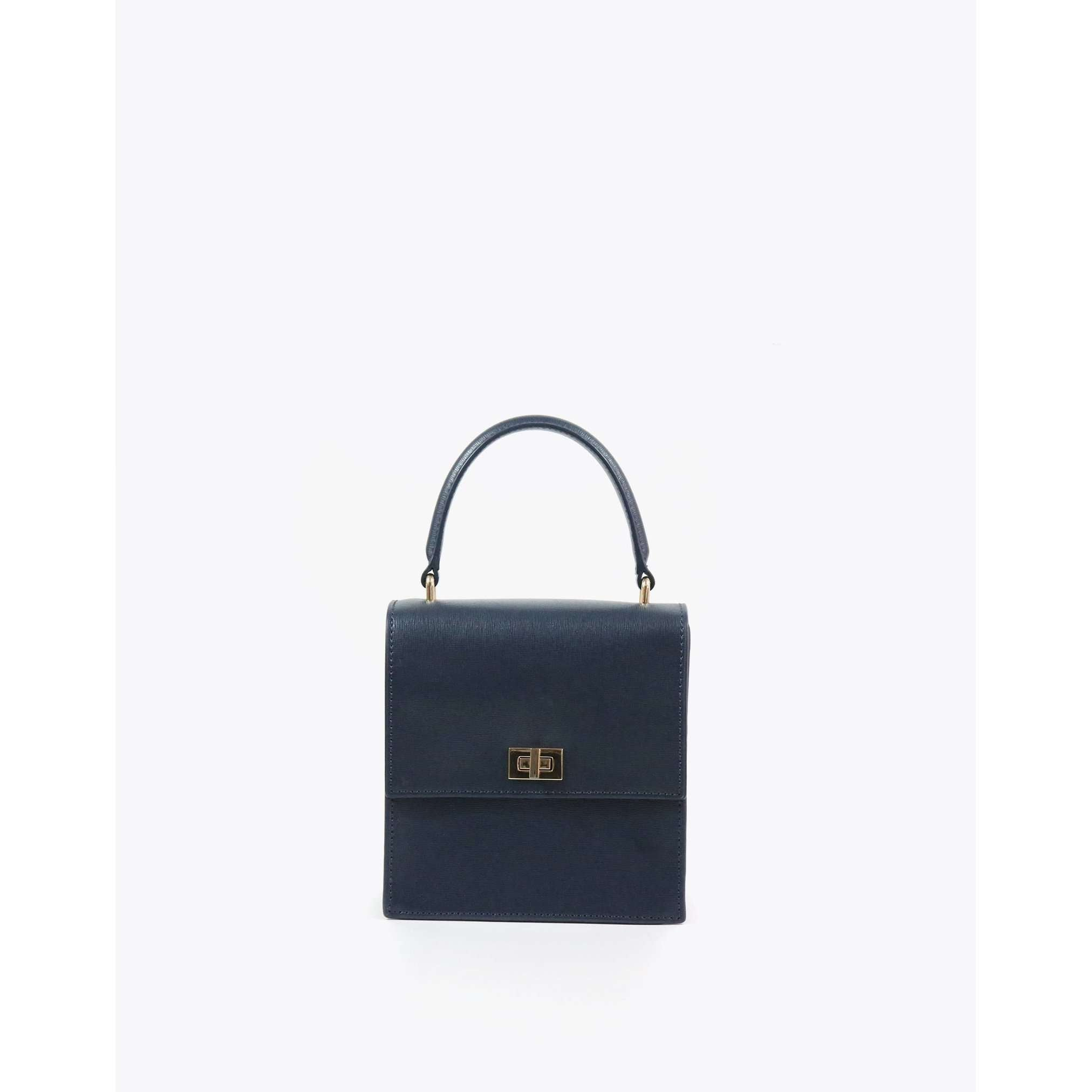 8.28 Boutique:Neely and Chloe,Neely and Chloe Lady Bag in Navy,Purse