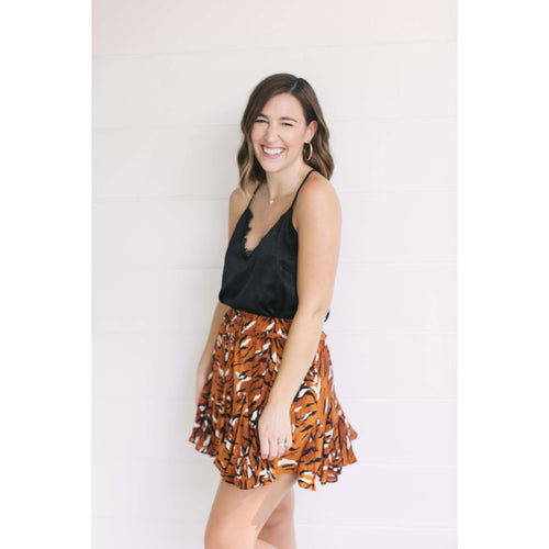8.28 Boutique:Buddy Love,Buddy Love Presley Raja Skirt,Bottoms