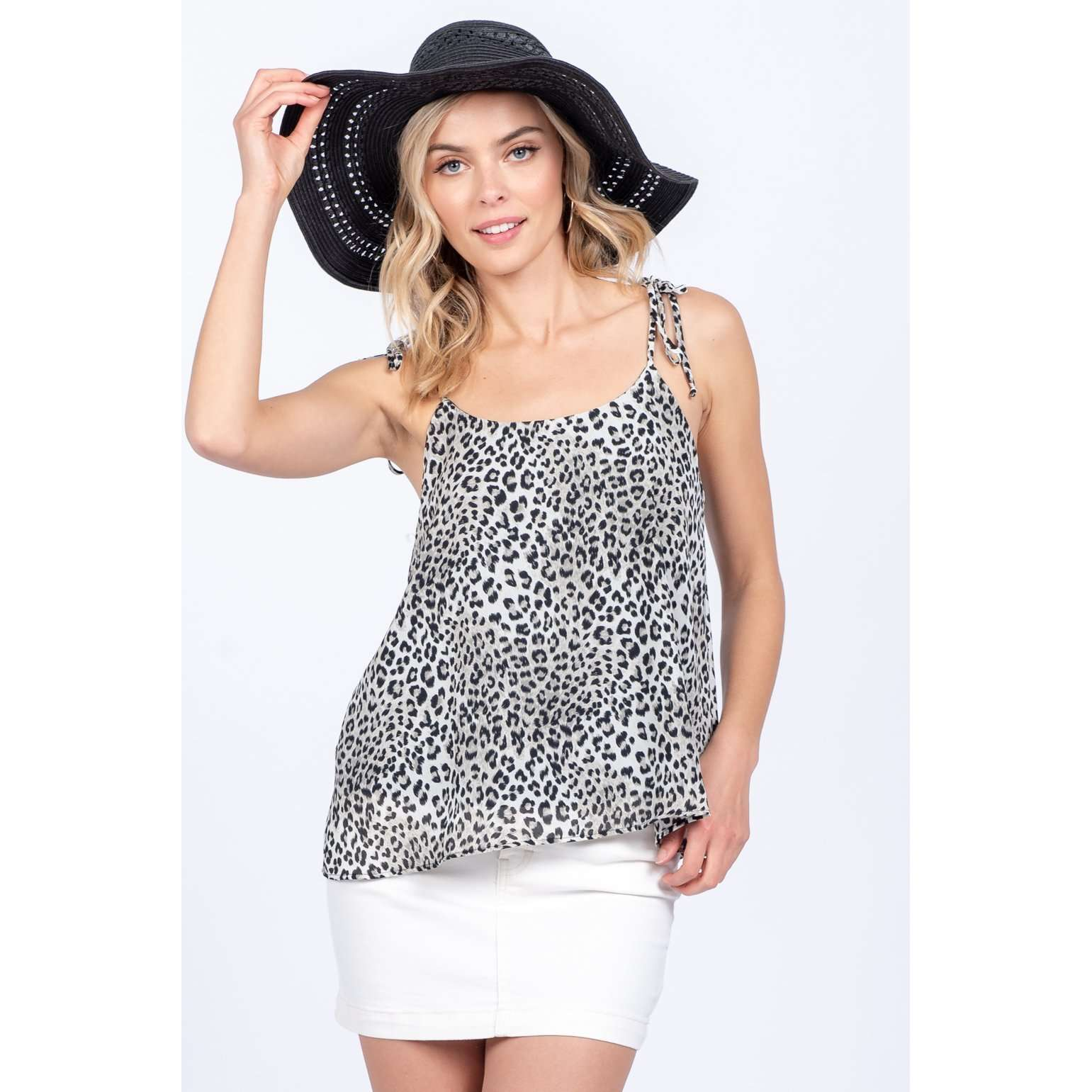 8.28 Boutique:Everly,Everly Leopard Print Top,Top