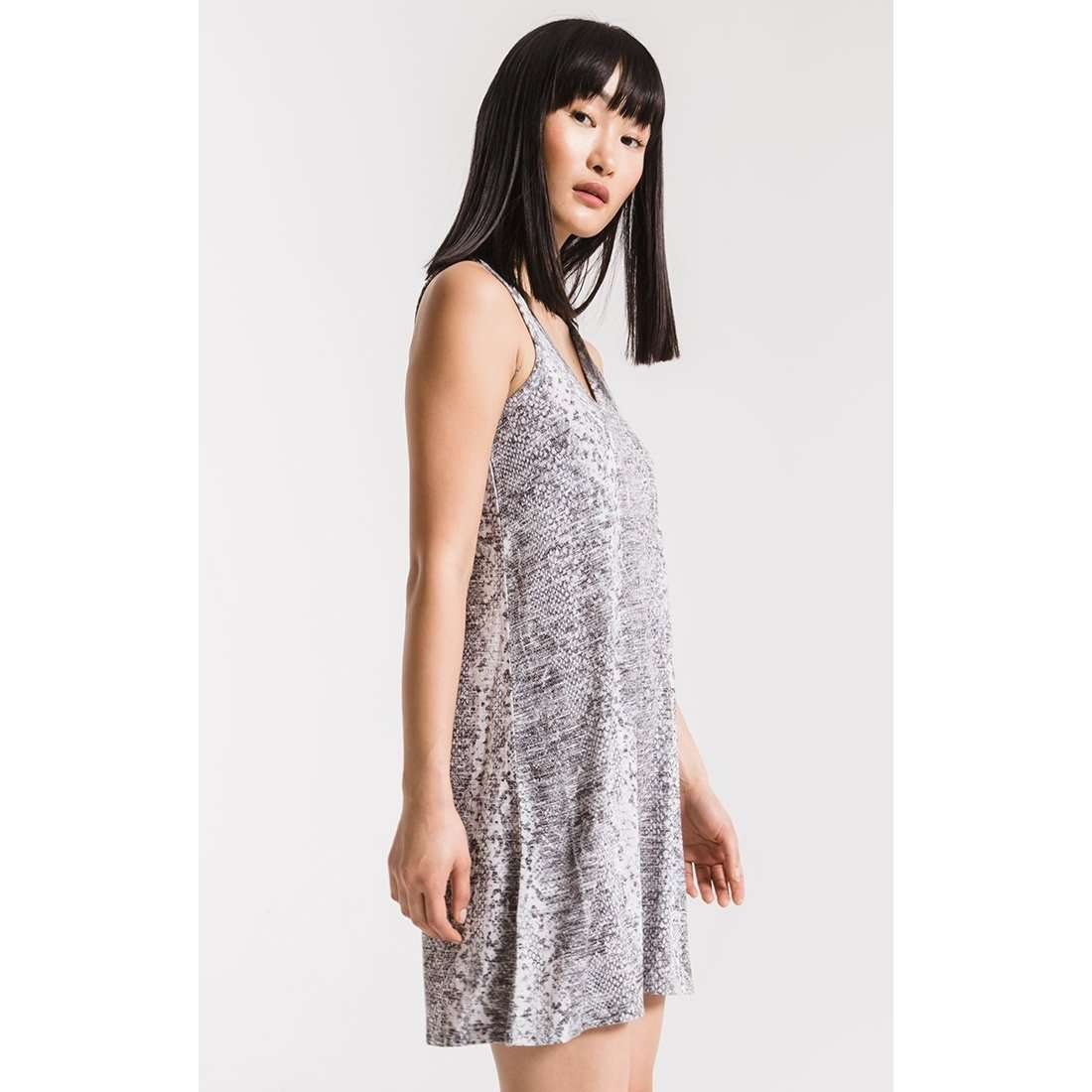 8.28 Boutique:Z-Supply,Z-Supply Snakeskin Brezzy Dress,Dress