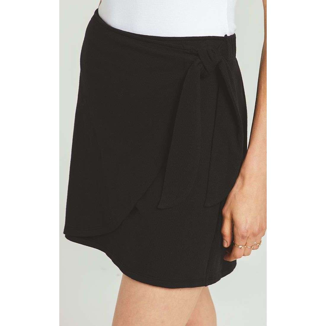 8.28 Boutique:Z-Supply,Z-Supply Dawn Crinkle Skirt,Bottoms
