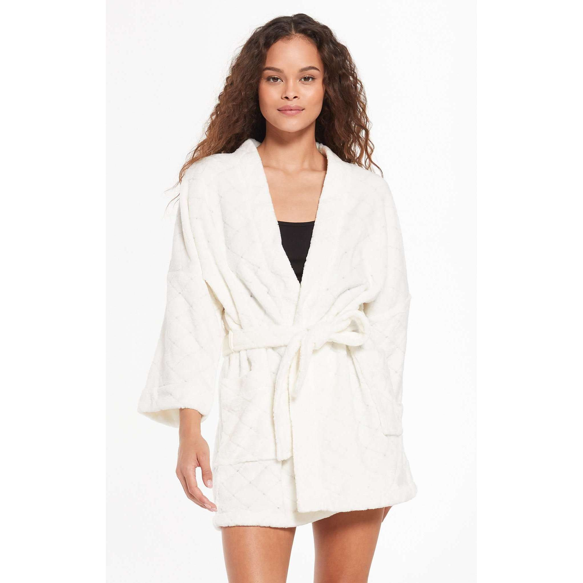 8.28 Boutique:Z-Supply,Z-Supply Luxe Quilt Kimono,Loungewear