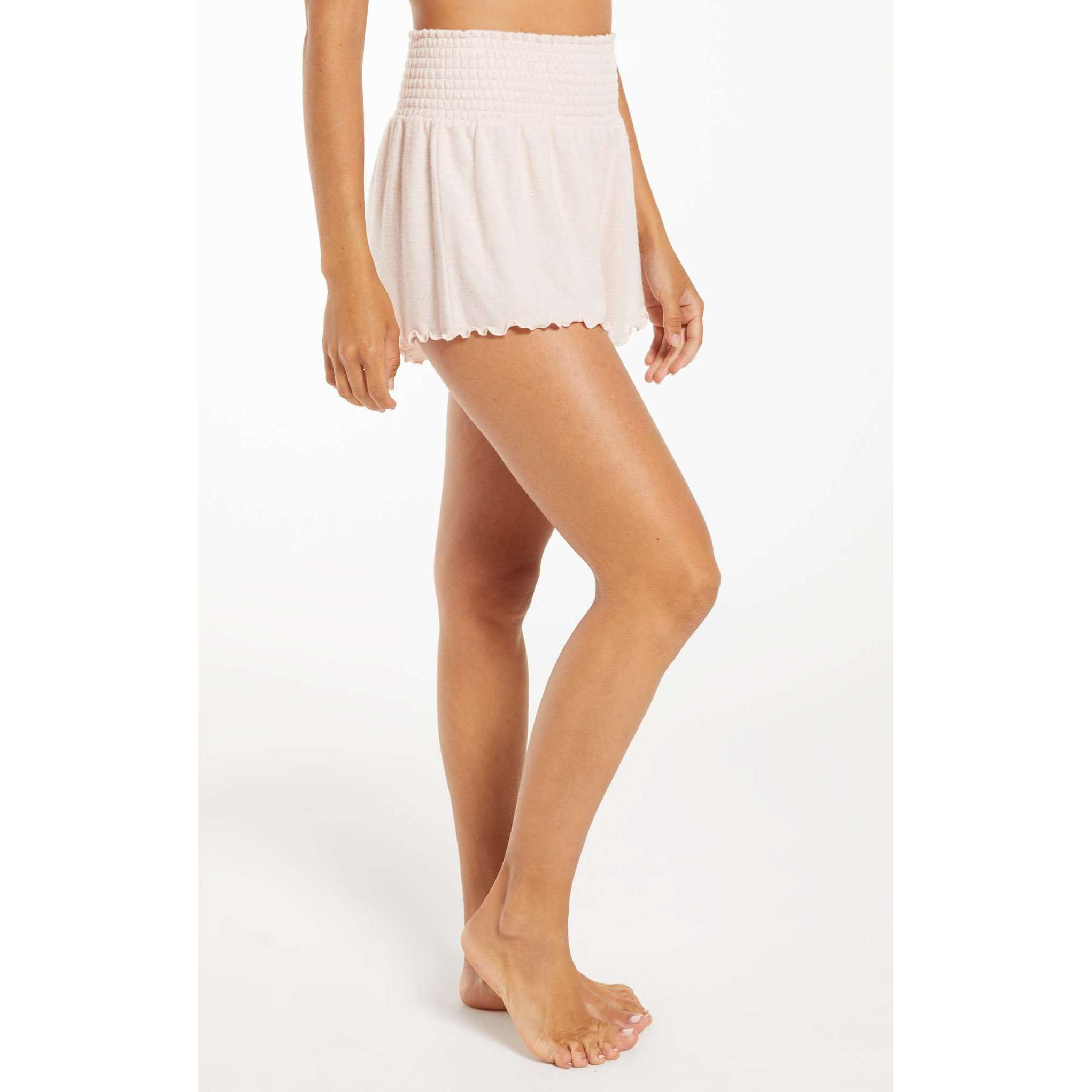 8.28 Boutique:Z-Supply,Z-Supply Dawn Smocked Shorts,Bottoms
