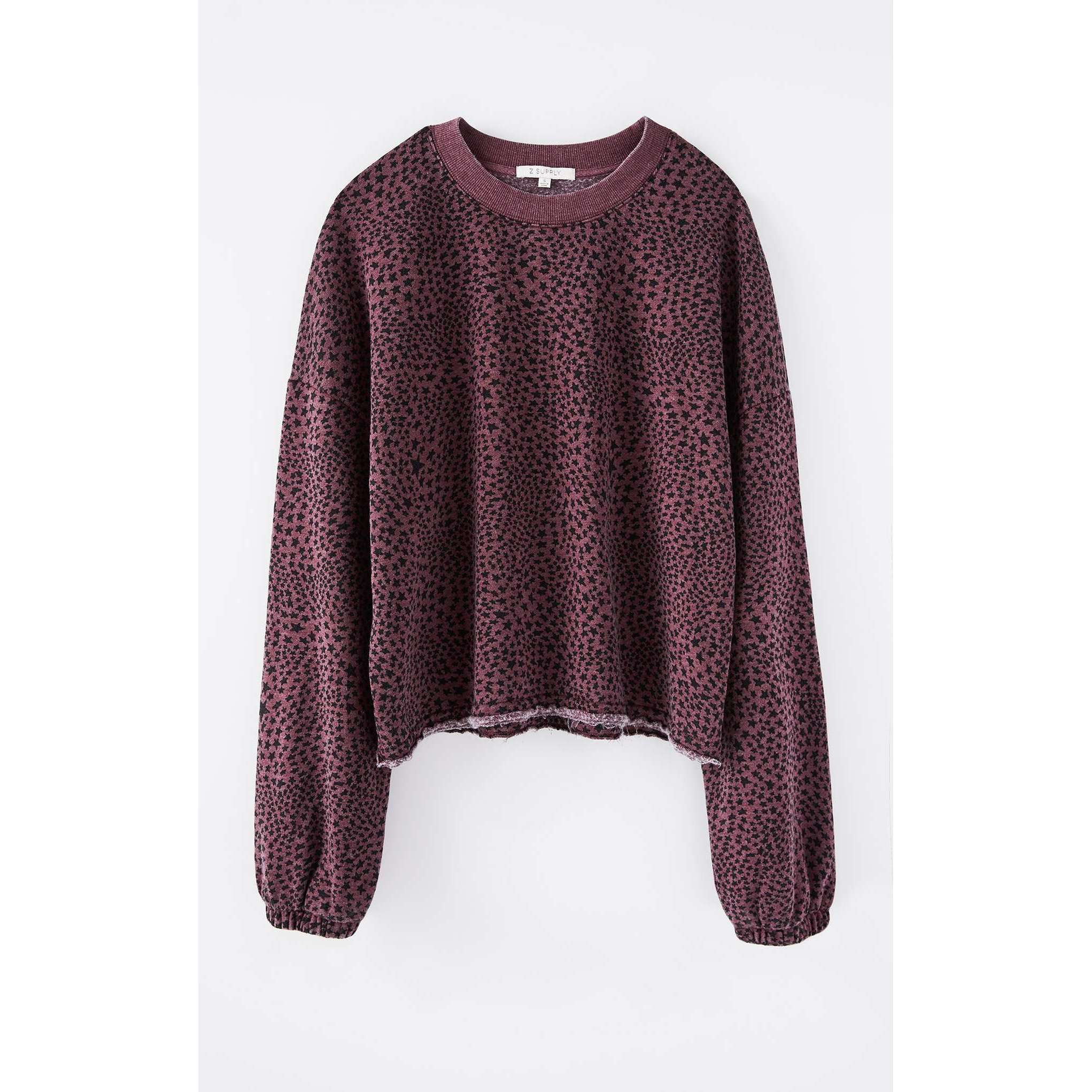8.28 Boutique:Z-Supply,Z-Supply Cruise Stardust Sweatshirt,Loungewear