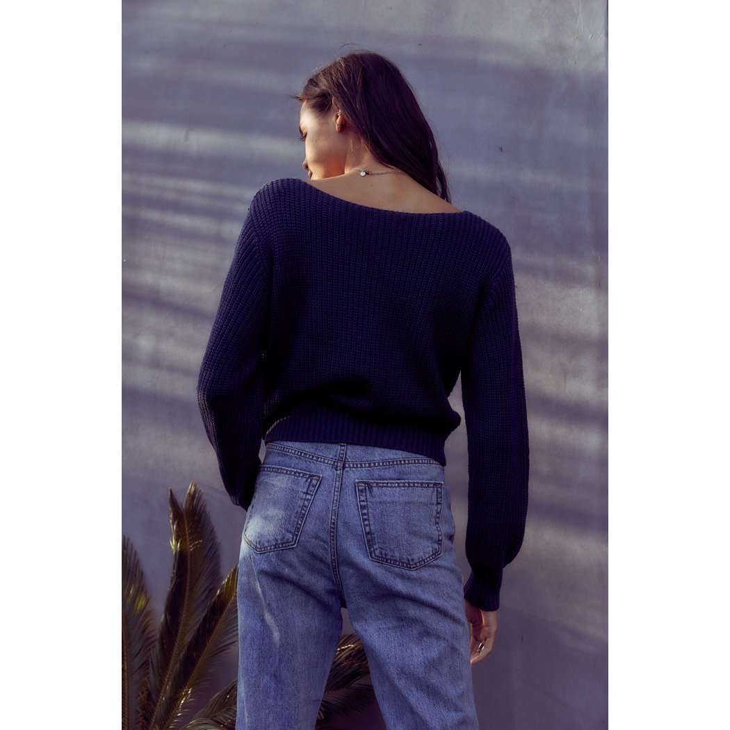 8.28 Boutique:Sage the Label,Sage the Label Hold You Close Sweater,Sweaters