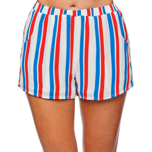 8.28 Boutique:Buddy Love,Buddy Love Sand USA Shorts,Bottoms