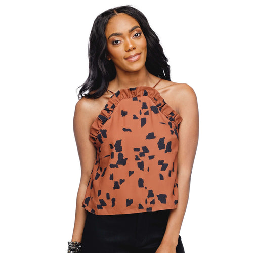 8.28 Boutique:Buddy Love,Buddy Love Jacobs Spice Tank,Tops