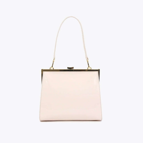 8.28 Boutique:Neely and Chloe,Neely and Chloe Frame Bag in Blush,Purse