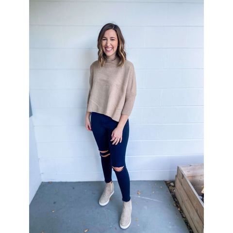 Kerisma Knits Monty Sweater in Auburn