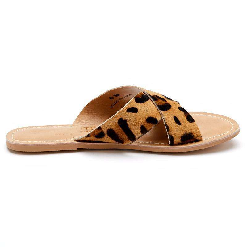 8.28 Boutique:Coconuts by Matisse,Coconuts by Matisse Pepple Leopard Slides,Shoes